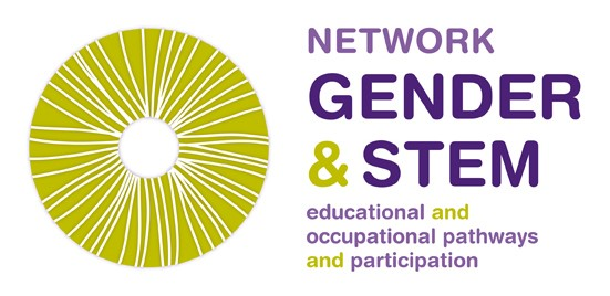 Gender and STEM logo